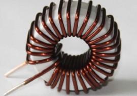非晶磁环dian感
