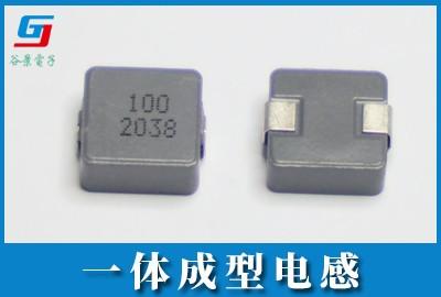 一体成型电感GSHM Series