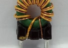 锰芯磁环dian感