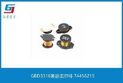 GBD3316兼容伍尔特 74456215