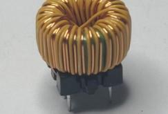 卧式锰芯磁环dian感