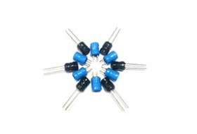 工字电感可以tihuan磁环电感吗?