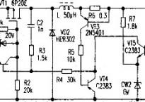 CATV放大器电路中所使用的UU共模电感