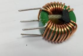 10A大电流磁环电感应用在开关插座中