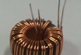 扼流电感的制作方法以及作用